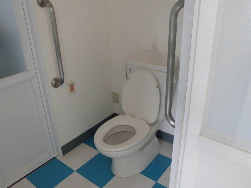 居室トイレ